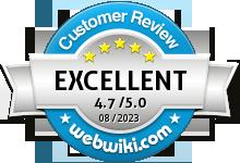 hightechappliance.ca Rating