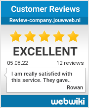 Reviews of review-company.jouwweb.nl