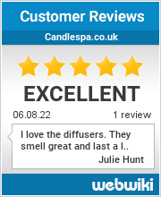 Reviews of candlespa.co.uk