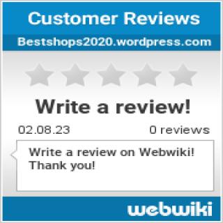 Reviews of bestshops2020.wordpress.com