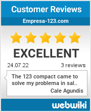 Reviews of empresa-123.com