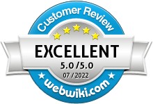 dealerrater.com Rating