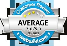 hivelink.co.uk Rating