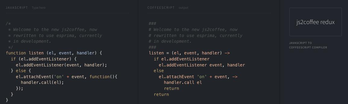 (c) Js2coffee.org
